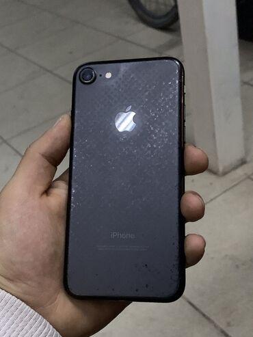 Apple Iphone - Кыргызстан: Б/У iPhone 7 32 ГБ Черный