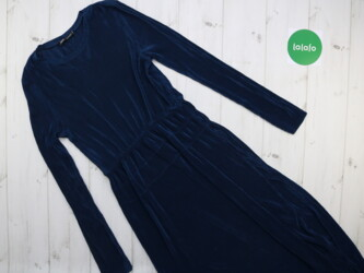 Личные вещи - Украина: Женское миди платье Zara, р. М    Длина: 115 см Рукав: 60 см Пог: 34 с