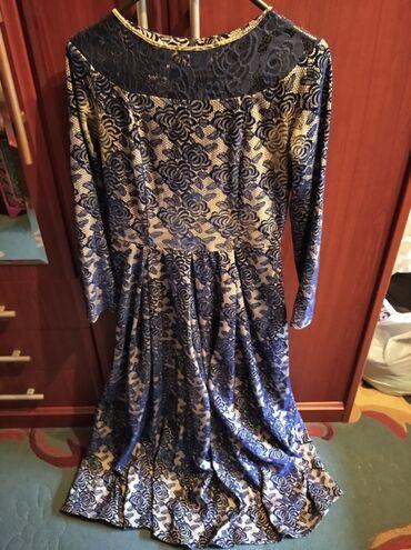 женская платья размер 44 в Кыргызстан: Красивое женское платье Размер-44