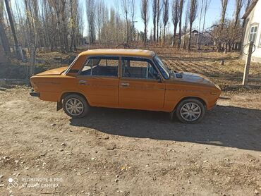 диски шкода r14 в Кыргызстан: ВАЗ (ЛАДА) 2106 1.6 л. 1984