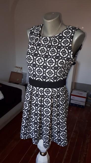 Crno bela haljinica  - Kraljevo