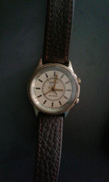 Продаю советские часы, антиквариат, механические Полет 18 камней