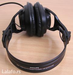 Slušalice u dobrom stanju, u kablu se gubi kontakt na jednom kanalu, - Beograd