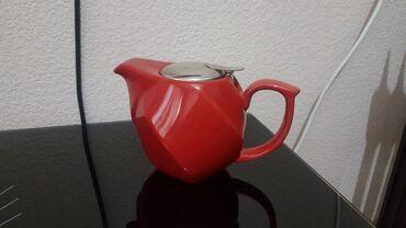Чайник заварочный заварка новый керамика обьем 700мл керамический