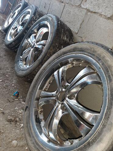 шины r18 в Кыргызстан: R18 на honda saber, odisseyс шинами на докатку. #сабер, одисей