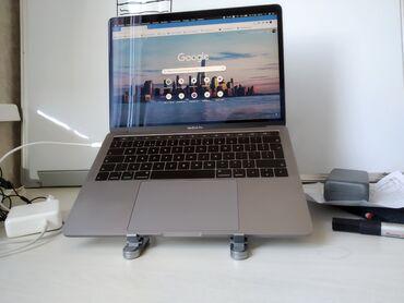 подставки для компьютера в Кыргызстан: Подставка для ноутбука (макбука)Очень удобная и портативная подставка