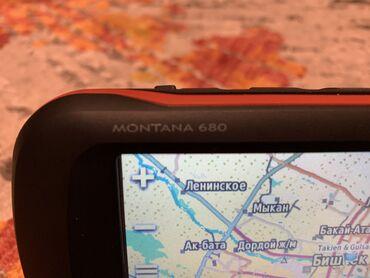 Автоэлектроника - Кыргызстан: НОВЫЙ Garmin Montana 680 GPS.Надежный GPS / ГЛОНАСС с 8-мегапиксельной