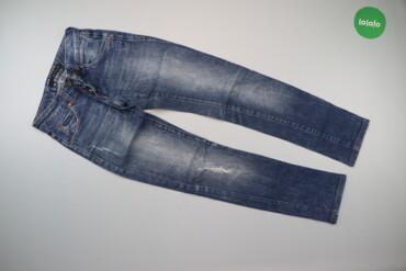 10000 объявлений | ЛИЧНЫЕ ВЕЩИ: Жіночі джинси з декором Calvin Klein р. XXS    Довжина: 93 см Довжина