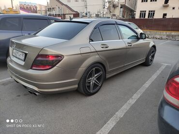 Транспорт - Пульгон: Mercedes-Benz C 180 1.8 л. 2007   252000 км