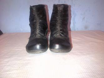 Materijal cista - Srbija: Zenske cipele duboke broj 36 velika rasprodaja-duzina gazista je
