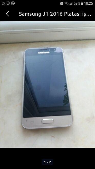 lg duos в Азербайджан: Samsung Galaxy J1 Duos Золотой