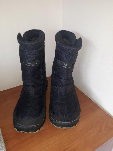 Personalni proizvodi | Nova Pazova: Čizme jednom obuvene,piše 40 al je ipak broj manji