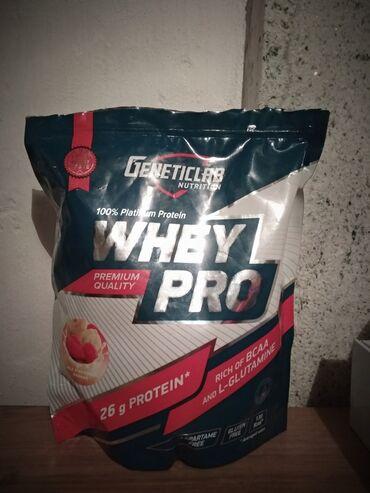 WHEY PRO Протеин для мышечной массы сатылат,баас:700 гр 1200сом