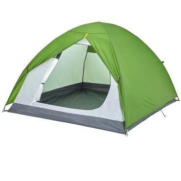 Спорт и отдых - Нарын: Продаю палатки от фирмы quechua 2х местный 6500сом 3х местный 8500