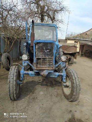 Yük və kənd təsərrüfatı nəqliyyatı Balakənda: Traktor t80