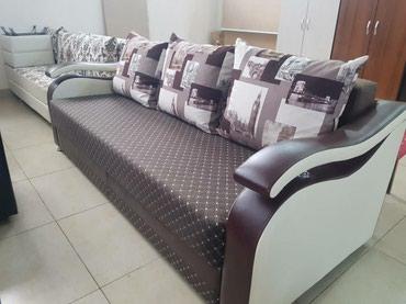 Новый мебель диван наличии есть расцветки есть вотцап в Бишкек