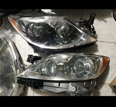 Транспорт - Кыргызстан: Lexus ls460 фары. Оптика фара. Оригилан. С омывателем и без есть. В хо