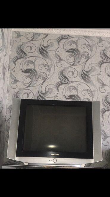 Электроника - Талас: Б/у телевизор сатылат (фирменный Samsung)Иштебейт запчастьга алсанар
