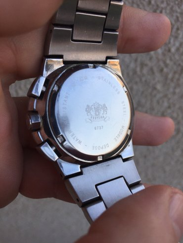 Festina sat oznake F-6737 vrlo redak primerak na nasim prostorima. Pro - Lebane - slika 4
