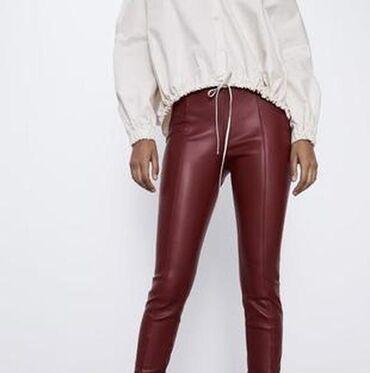 Новые брюки. Размер 32-34 (XXS - XS) Брючки очень стильные. Продаю