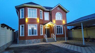 Дома - Кыргызстан: Продается дом 220 кв. м, 7 комнат, Свежий ремонт
