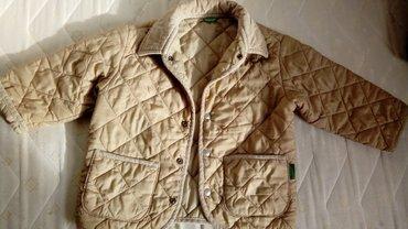 Jakna benetton 4 god. Moderna kvalitetna jakna kupljena u austriji. - Novi Sad