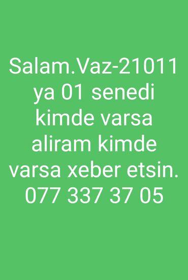 vaz 21014 - Azərbaycan: VAZ (LADA) 2111 1920