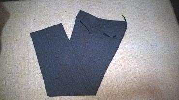 Pantalone tifany kroj - Srbija: Pantalone, velicina 50. Nosene samo jednom. U odlicnom stanju