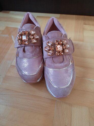 Cipele patike broj 35 odlicne i preudobne. Nosene jesnom prilikom