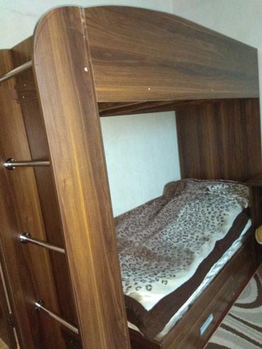 Двух ярусная кровать состояние в Беловодское