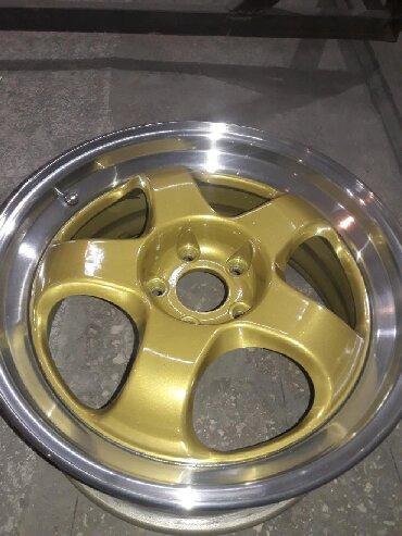 диски автомобильные в Кыргызстан: ПОЛИМЕР Бишкек порашковое покрытие(т.е. качественная покраска дисков