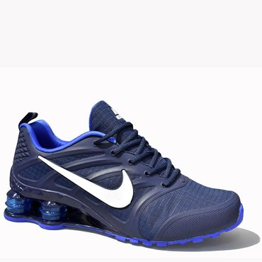 NIke Air Shox   Size: 41,42,43,44 Color: Blue , Green in Kathmandu