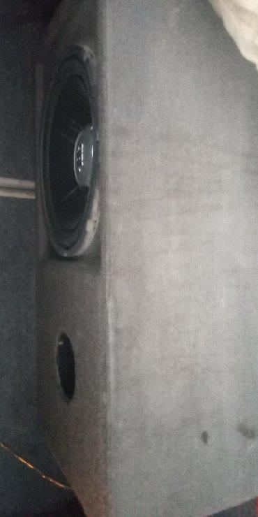 Другая автоэлектроника - Кара-Балта: Продам усилитель с буфером на авто