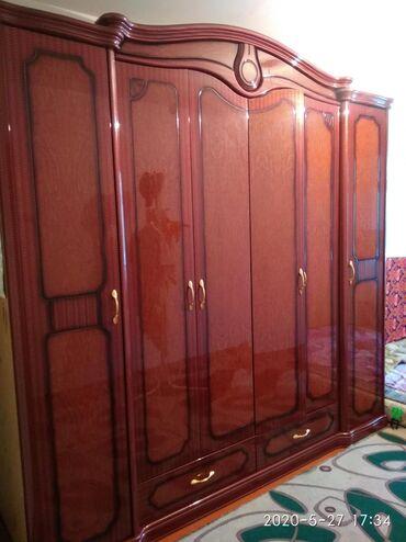 Продаю спальный гарнитур, состояние идеальное, прошу 55000 сом
