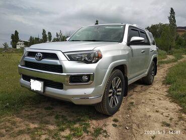 Toyota 4Runner 4 л. 2014 | 92000 км