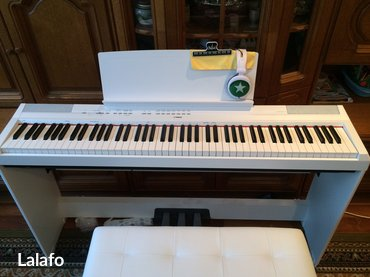 Yamaha p115w digital piano, цифровое пианино ямаха п115 белого цвета