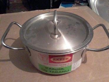Кастрюль для молока, Q=16cm, h=8cm, 1.5 литра в Бишкек