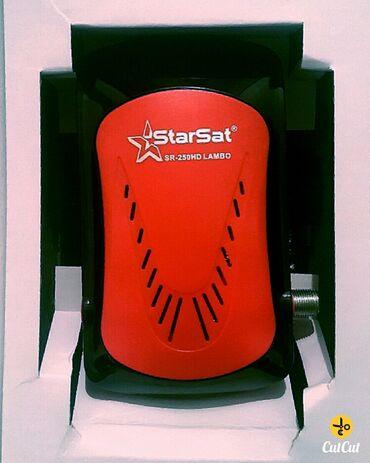 Hava hokkeyi - Azərbaycan: StarSat sr seriyasından olan mini HD resiverlərYeni proqram