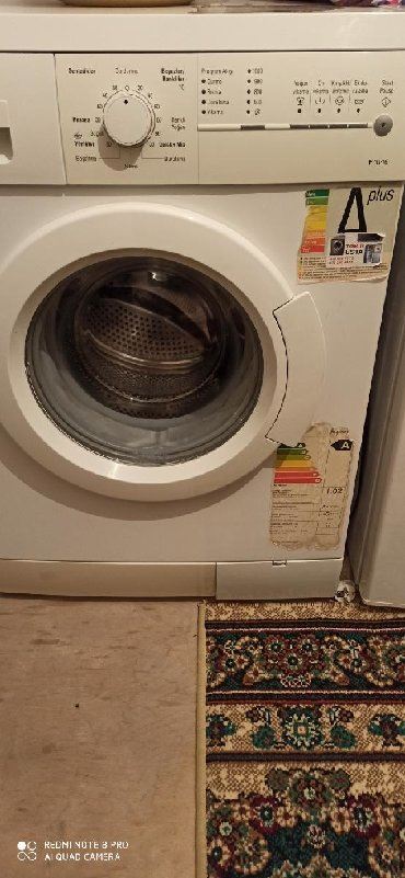 Siemens xl45 - Azerbejdžan: Frontalno Automatska Mašina za pranje Siemens 6 kg