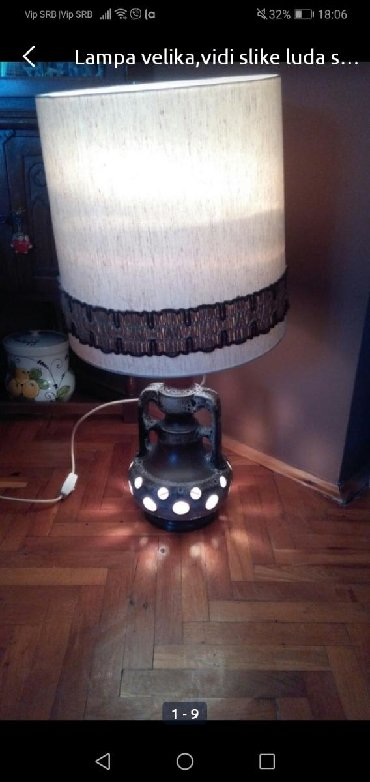 Rasveta | Sombor: Lampa germay