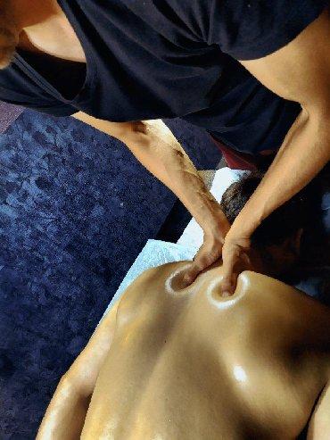 услуги массажиста на в Кыргызстан: Массаж массажист в БишкекеМастер мужчина с опытом работы от 2014