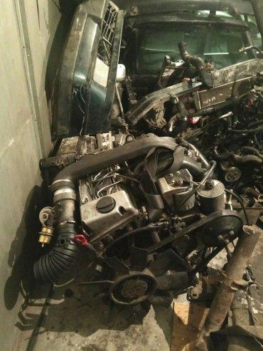 Двигатель мерседес 2. 2 дизель 604 всборе привозной в Бишкек
