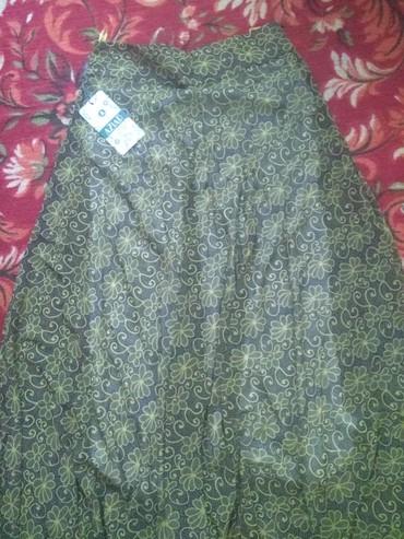 юбка размер s в Кыргызстан: Юбка новая  размер 46 цена 150с