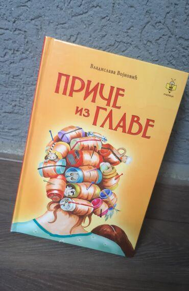 "Pre - Srbija: Dečija knjiga,Priče iz glave""Autor: Vladislav VojnovićIlustrator"