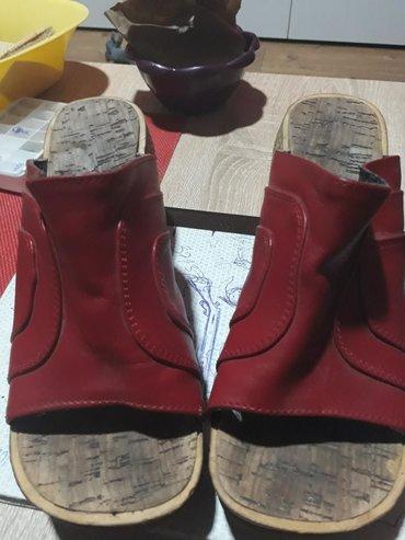 Ženska obuća   Vrbas: Zenske papuce u odlicnom stanju