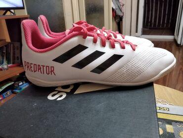 Patike za fudbal - Srbija: Adidas Predator Tango 18.4 Patike za fudbal (broj 38,duzina gazista