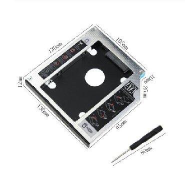 """Универсальный интерфейс SATA 3,0 2nd HDD Caddy корпус 9,5 мм 2,5 """"2"""
