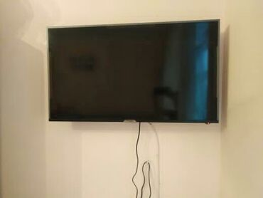 smart tv - Azərbaycan: Hofmann smart televizor102 dioqnalQiymet 600manatUnvan
