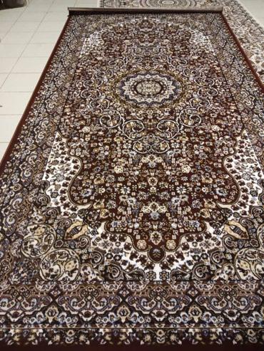 Продаю новые ковры турецкие размеры 4*6 12000сом 2*4 размер 4600ом. в Бишкек