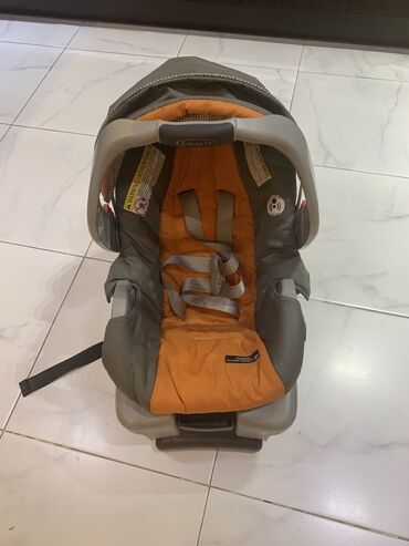 Автолюлька-переноска для новорожденных от 1 до 12